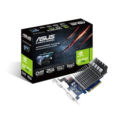 asus asus gt 710 2gb silent  - click for full details or buy