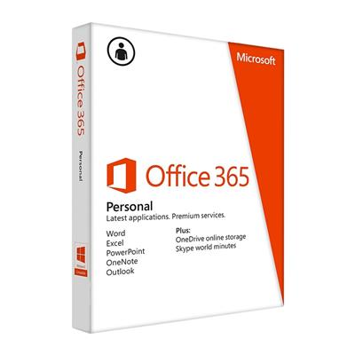 microsoft office 365 personal 1yr mvl  - click for full details or buy