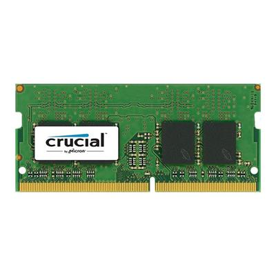 crucial crucial ddr4 2400 so-dimm 4gb  - click for full details or buy