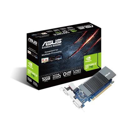 asus asus gt 710 1gb silent w/lp  - click for full details or buy