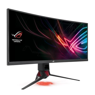 asus asus 35 va monitor curved xg35vq  - click for full details or buy