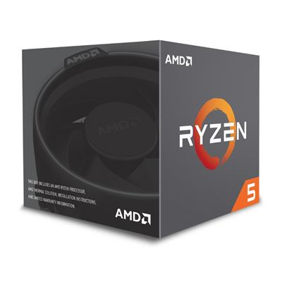amd amd ryzen 5 2600x am4 ret wraith spire  - click for full details or buy