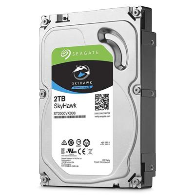 seagate seagate skyhawk 3.5 2tb sata3 hdd  - click for full details or buy