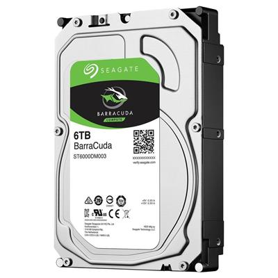 seagate seagate barracuda 3.5 6tb sata3 hdd  - click for full details or buy