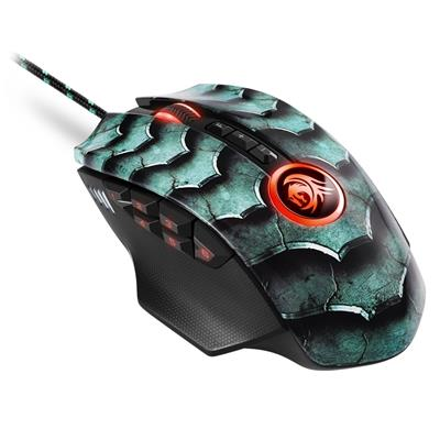 sharkoon sharkoon drakonia ii green mouse  - click for full details or buy