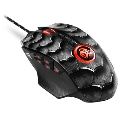 sharkoon sharkoon drakonia ii black mouse  - click for full details or buy
