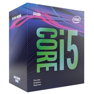intel intel core i5-9500f 1151 retail  - click for full details or buy
