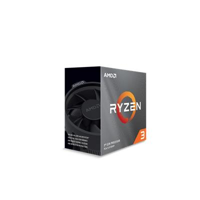 amd amd ryzen 3 3100 am4 ret wraith stealth  - click for full details or buy